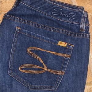 SEVEN7 LUXE JEANS ♥️